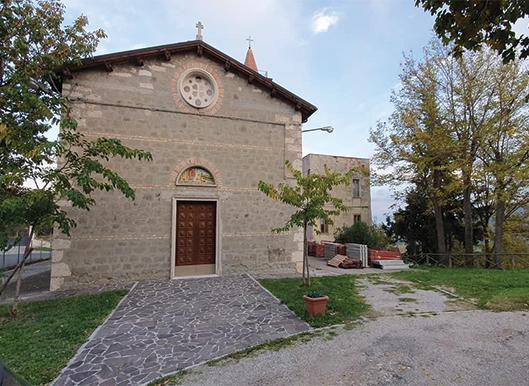 Chiesa parrocchiale gimigliano