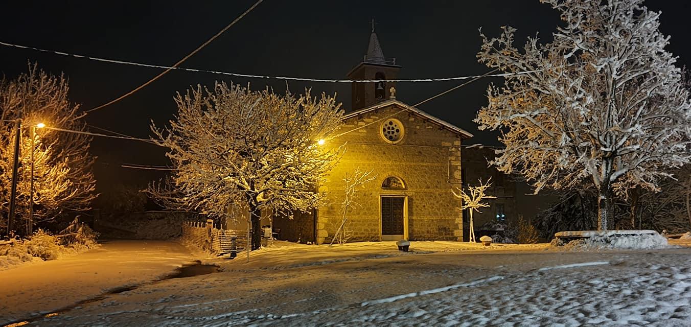 Chiesa SS Quirico e Giulitta in Gimigliano