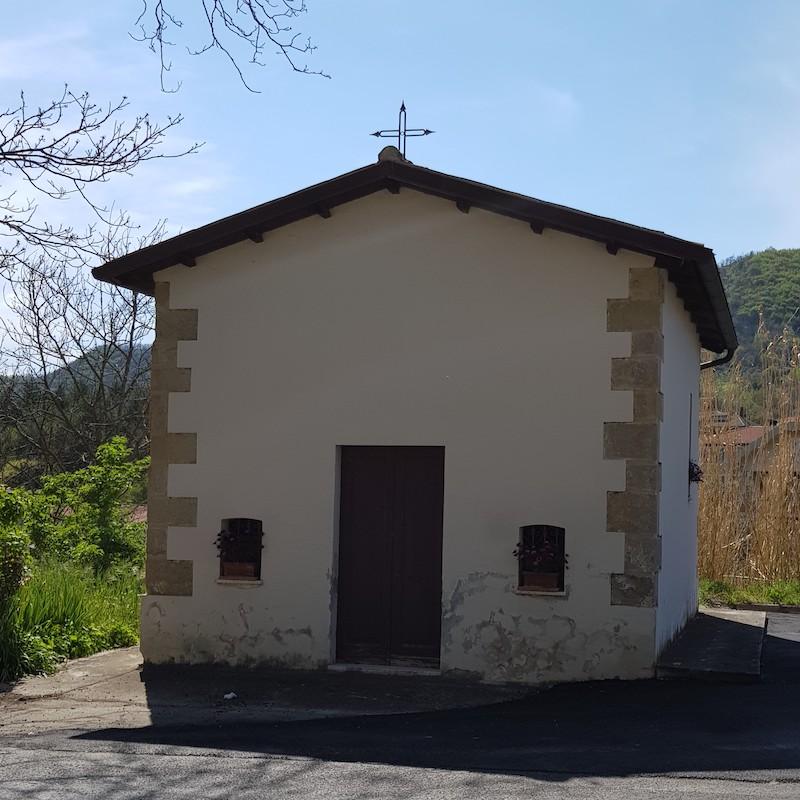 Venarotta Turismo | Oratorio madonna della Pratera