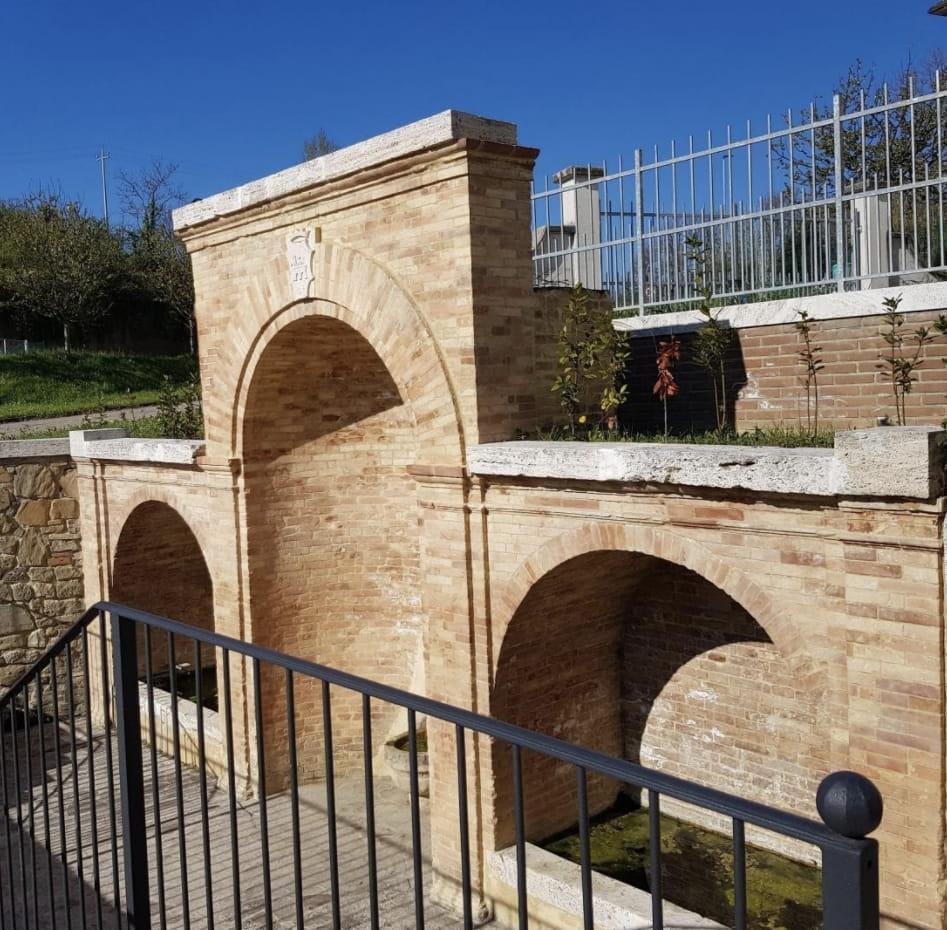fontana storica venarotta